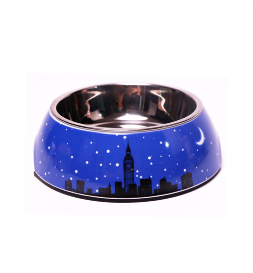 London Night Sky Bowl