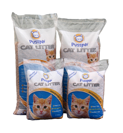 Pussydo Cat Litter