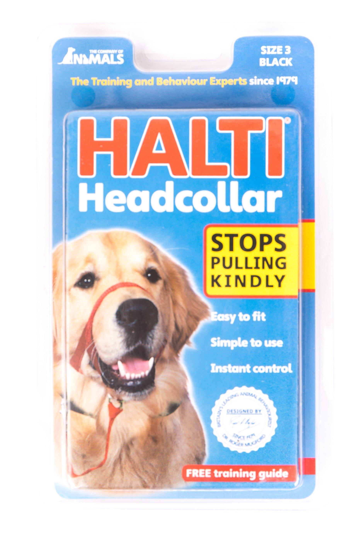 Halti Size 3 Dog Collars Leads Amp Harnesses Collars