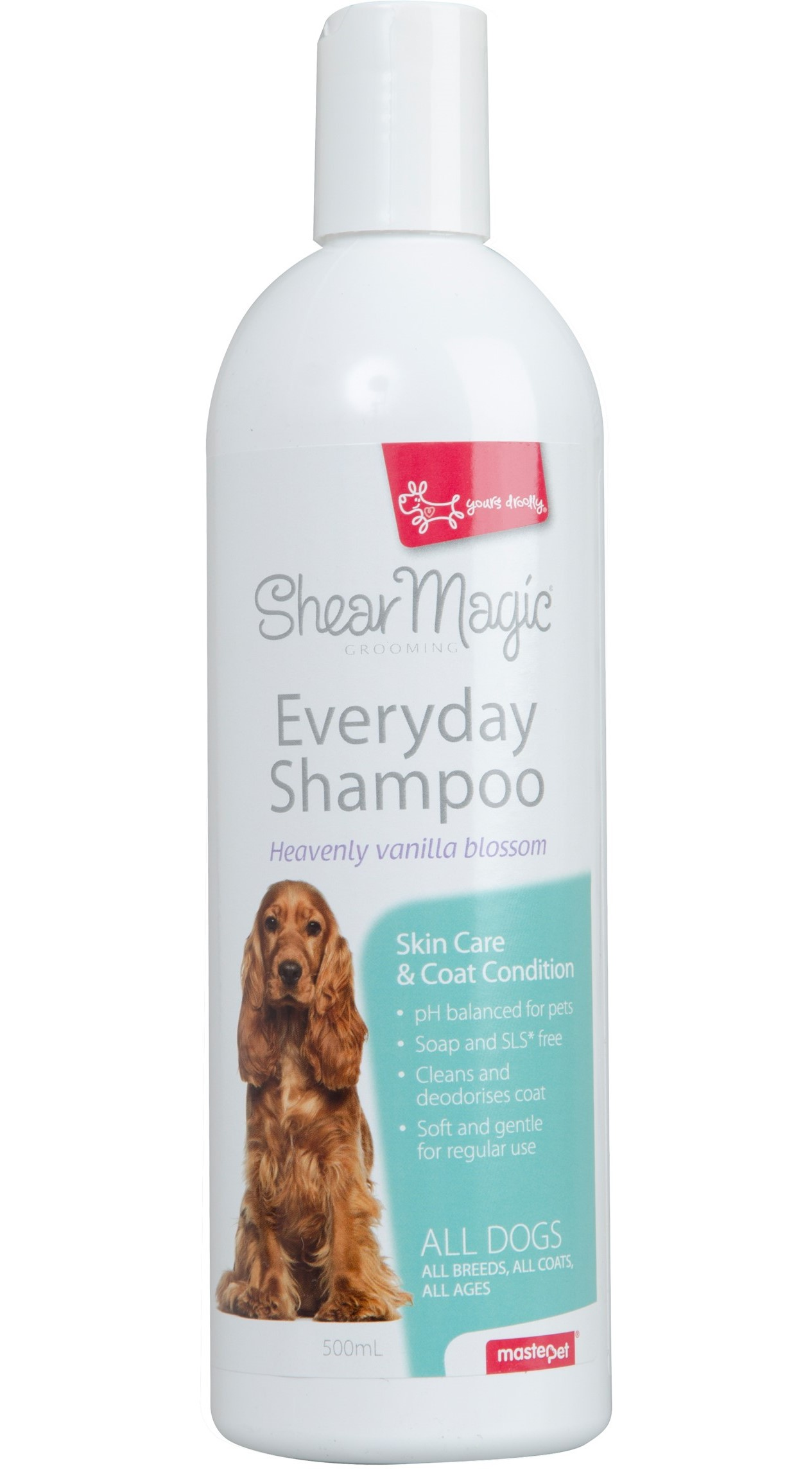 Yours Droolly Everyday Dog Shampoo - Dog-Grooming-Shampoos