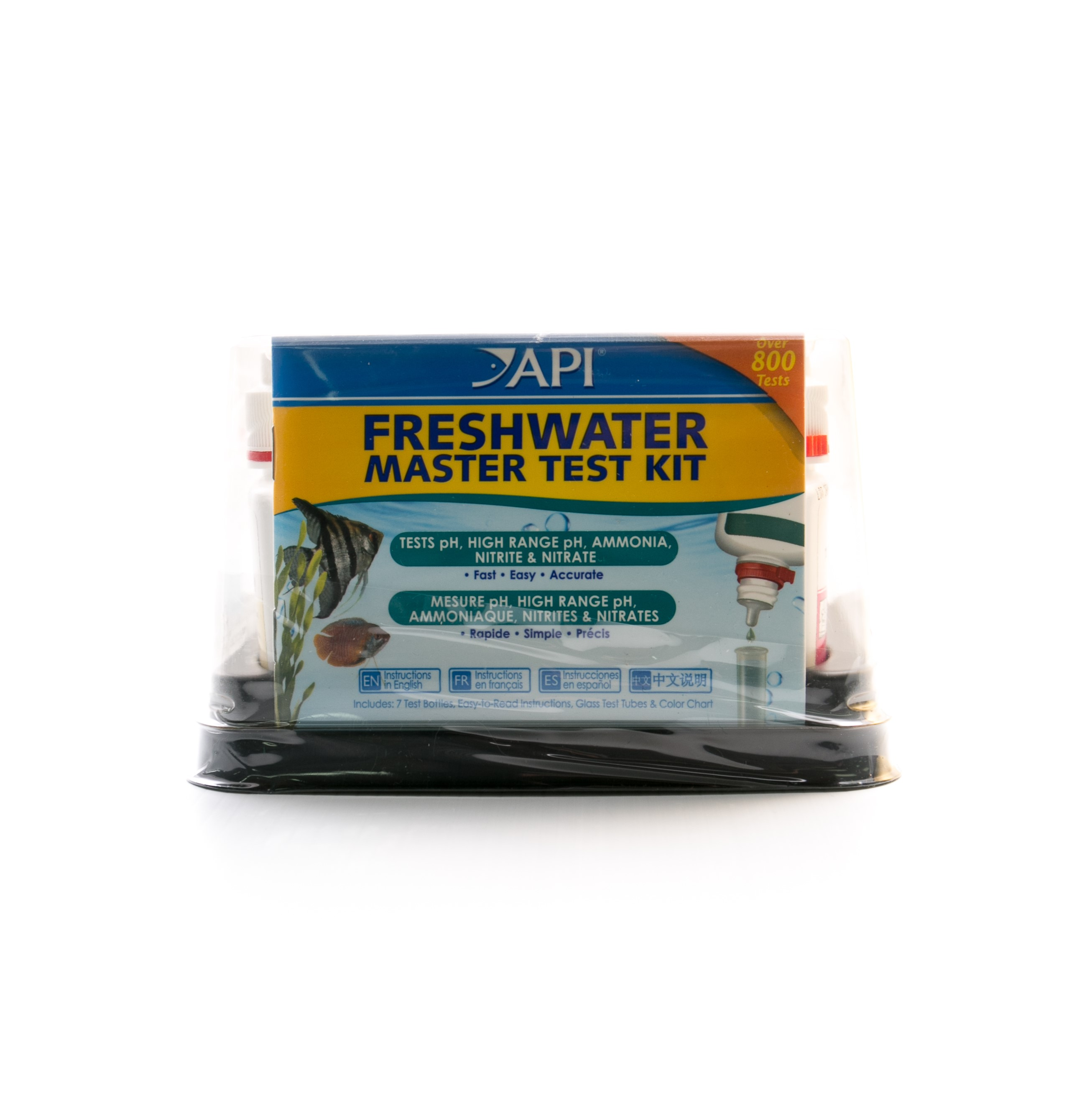 Freshwater Master Test Kit Fish Cleaning Amp Maintenance