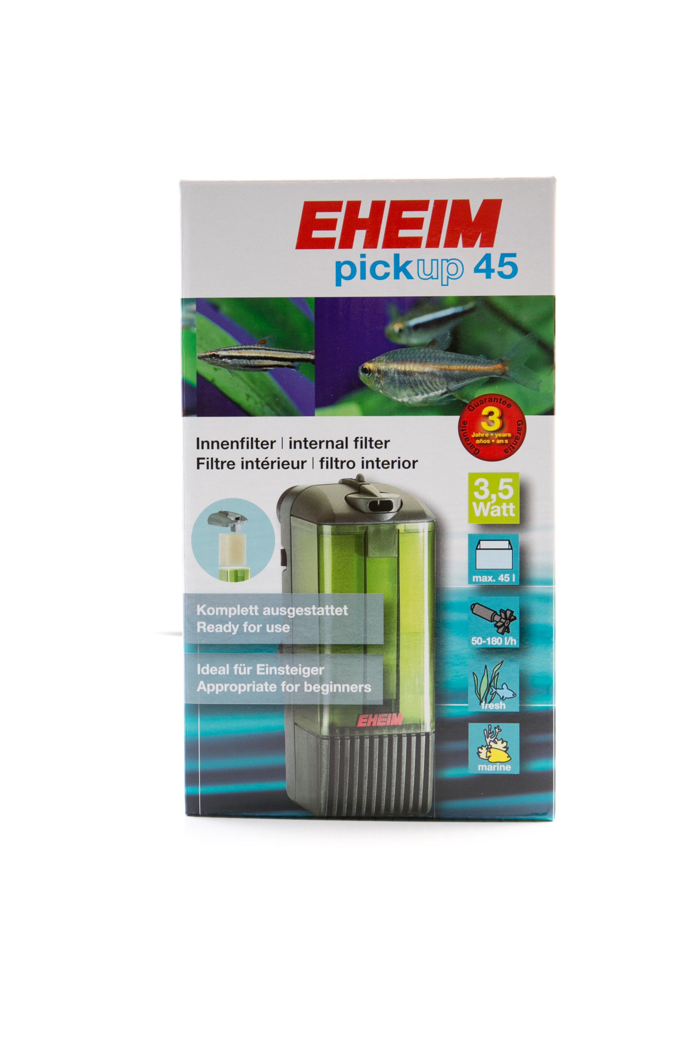 Pickup 45 Internal Filter - Fish-Filters & Media-Filters : Pet.kiwi ...