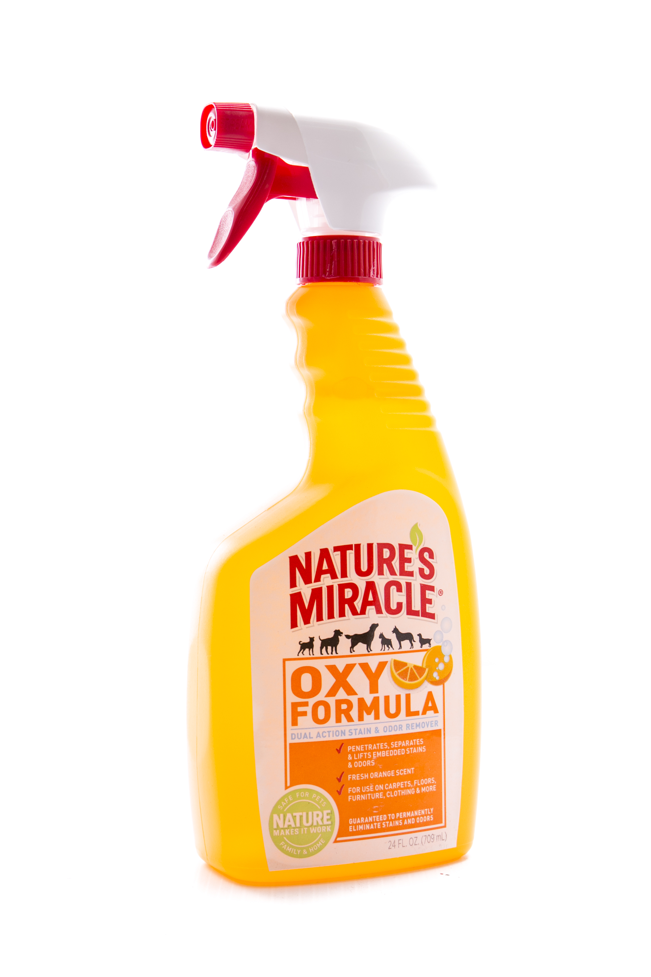 Nature S Miracle Oxy Orange Dual Action Stain Amp Odor