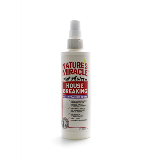 Nature's Miracle House Breaking - Potty Training Spray