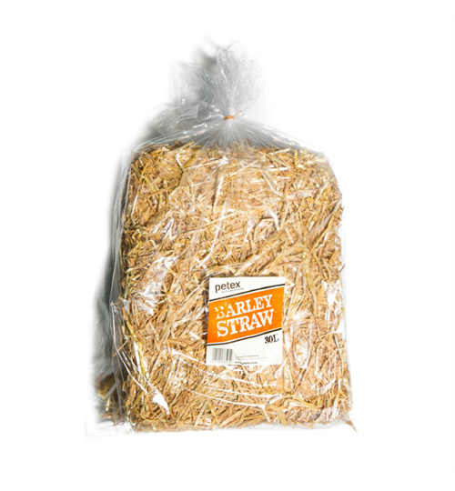 Barley Straw - Mini Bale